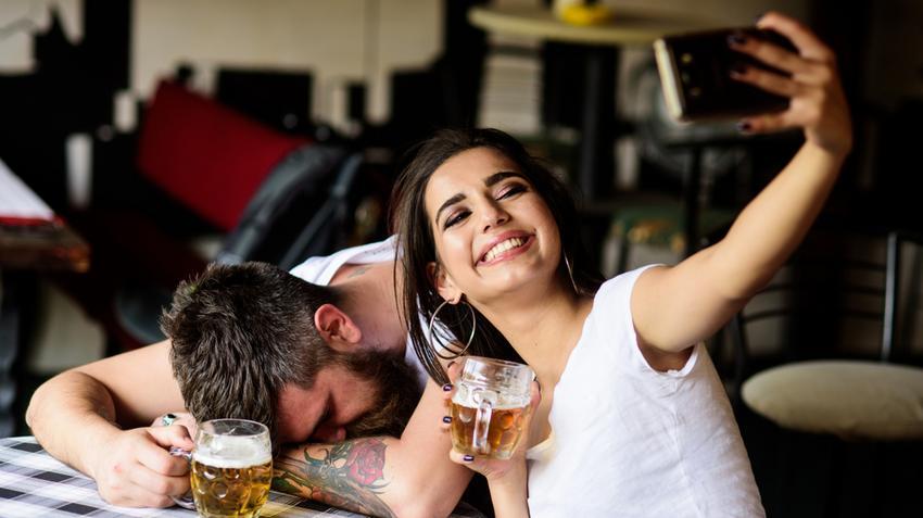 lehet-e alkoholt inni visszérrel