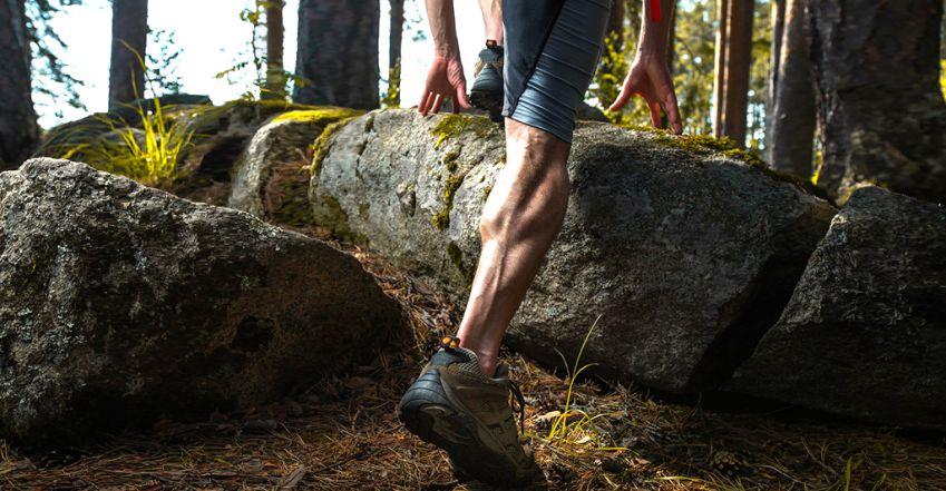 a láb izmainak erősítése visszerekkel)