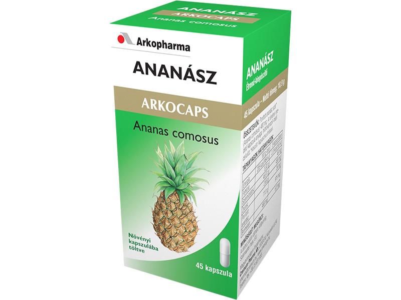 ananász visszér ellen)