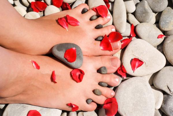 Regeneráló lábmasszírozó