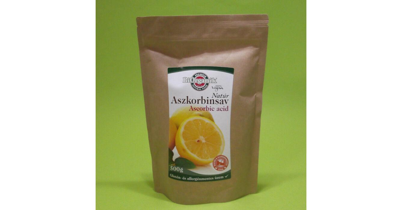 Szafi Fitt aszkorbinsav (c-vitamin) g - Webáruház - pozitivemberek.hu