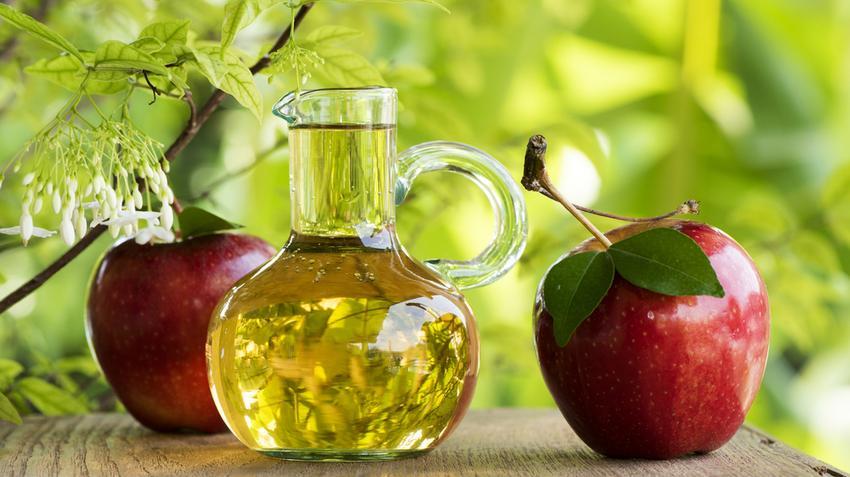 felülvizsgálja az almaecetet a visszér ellen)