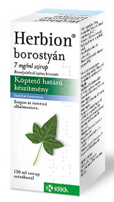 herbion gél visszér vélemények)
