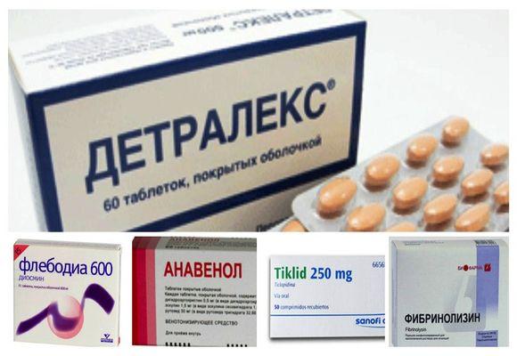 tabletták a varikózisos erek erősítésére