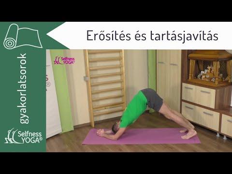 jóga visszér gyakorlása