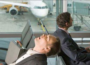 Visszérbetegség kezelése repülőút előtt és repülés alatt