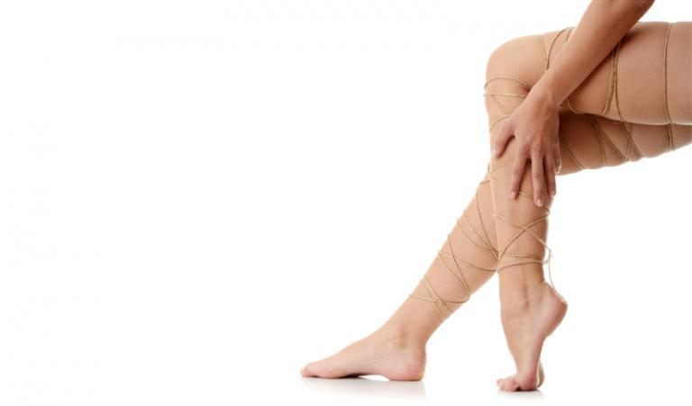 mi hatékony a visszerek a lábakon)