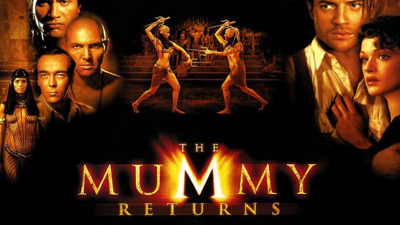 A múmia visszatér - ISzDb