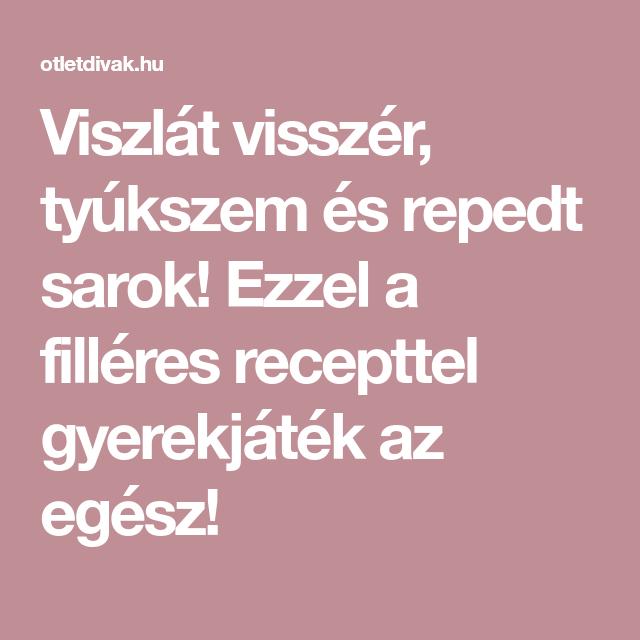 visszér és karma)