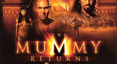 A múmia visszatér