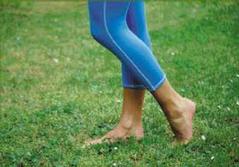 a lábak visszér és a járás