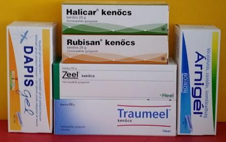 traumeel injekciók és visszér