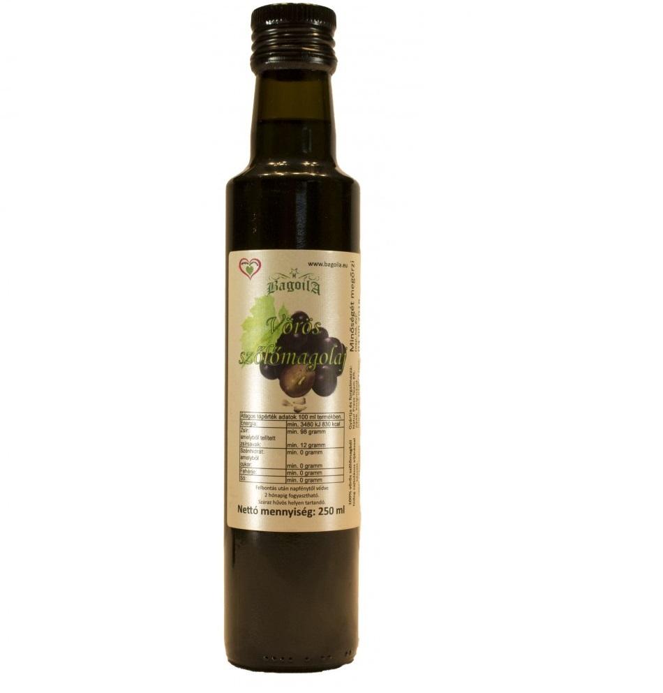 szőlőmag olaj visszér