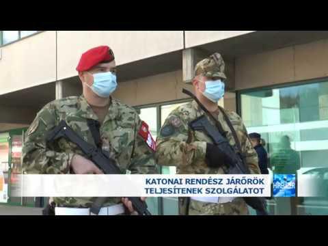 Kiegészülnek a honvédség feladatai: a katonákat eresztik Magyarországon az új típusú fenyegetésre