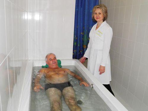 hidrogén-szulfid fürdők visszér)
