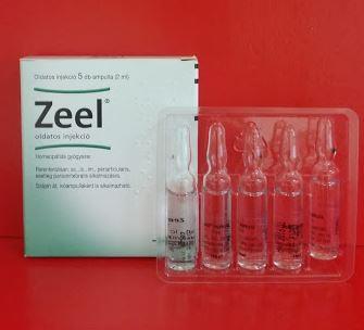 Heel homeopátiás komplex szerek