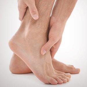 bizsergés a lábakon visszérrel