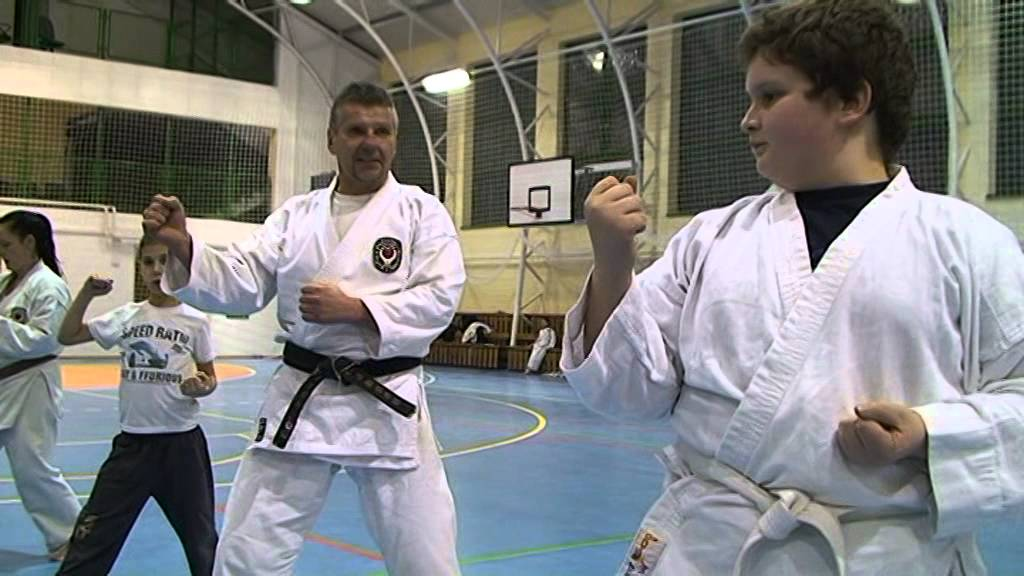 karate visszér