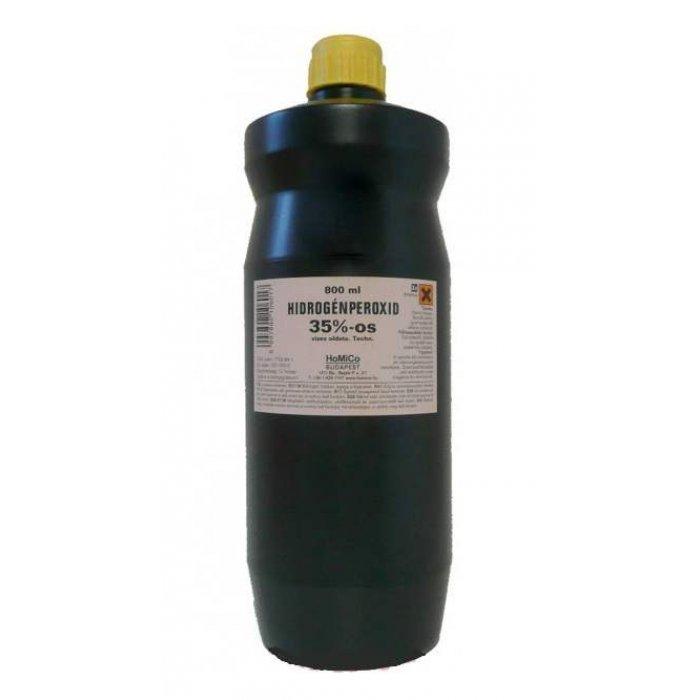 a hidrogén-peroxid segít a visszértágulatokban