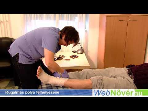 videó a lábműtét visszérről)