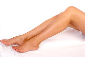 hogy a lábakon lévő visszéreket lézerrel kezelik