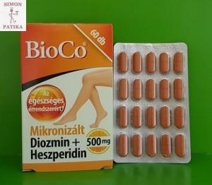 visszér vényköteles tabletták