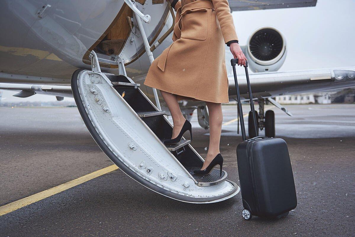 A repülőút hatása az emberi szervezetre | Repülőorvos Budapest
