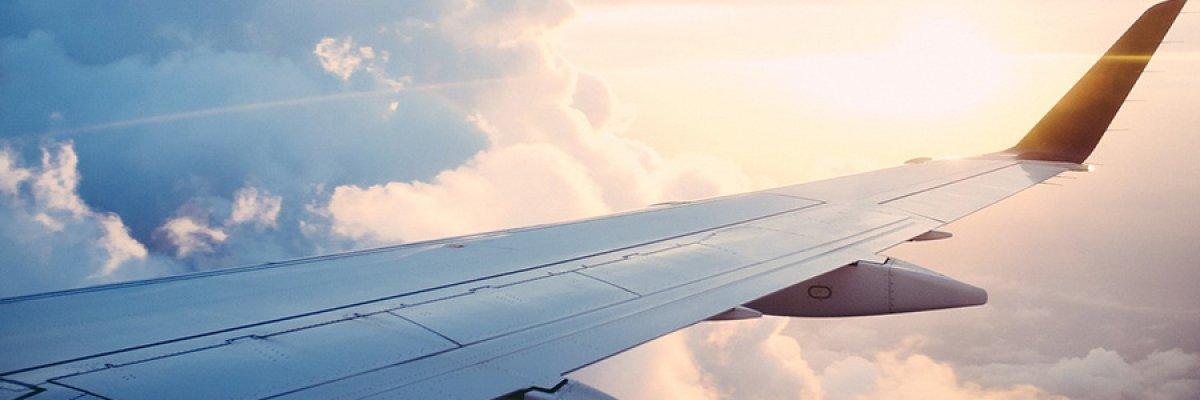 visszeres repülővel repülő