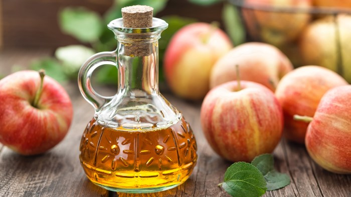 Az almaecettől alacsonyabb lehet a vércukorszint és a koleszterinszint?