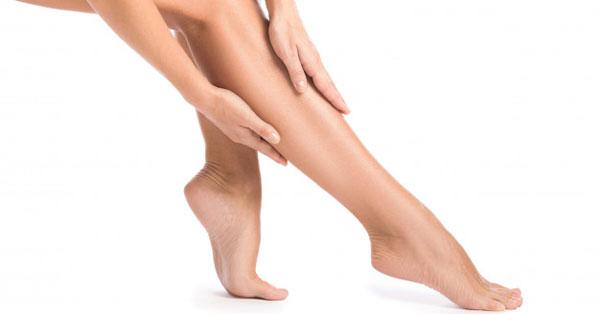 térdmagasság a visszeres lábak számára