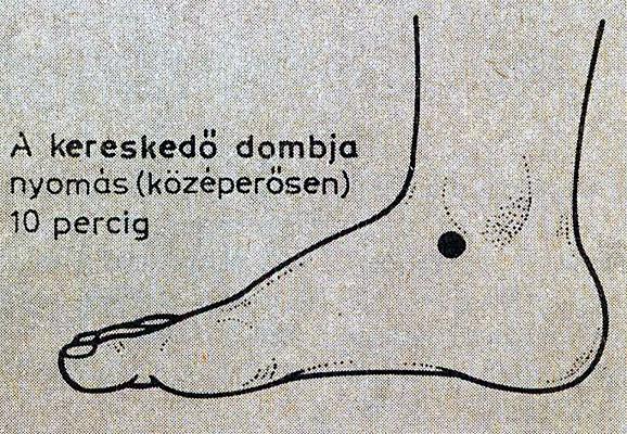 visszér kék pontok)