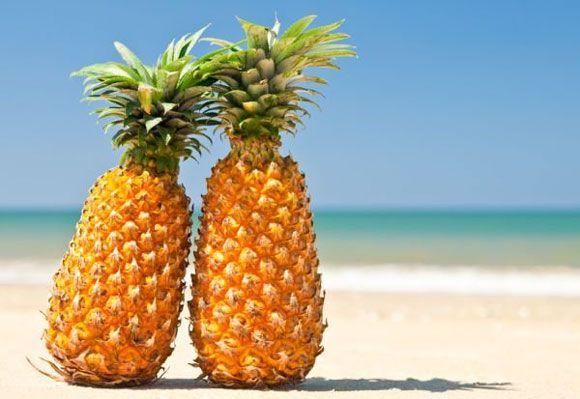 ananász visszér ellen