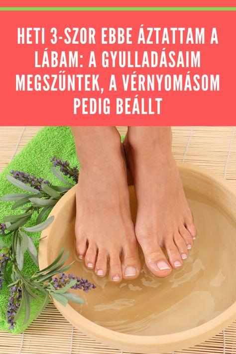 gyógynövények a láb visszerére
