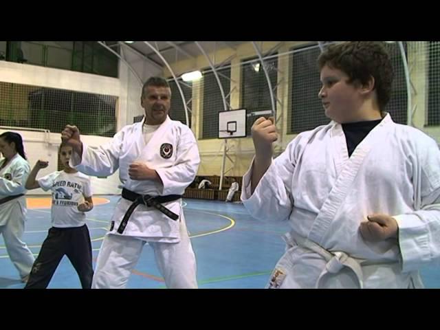 karate visszér)
