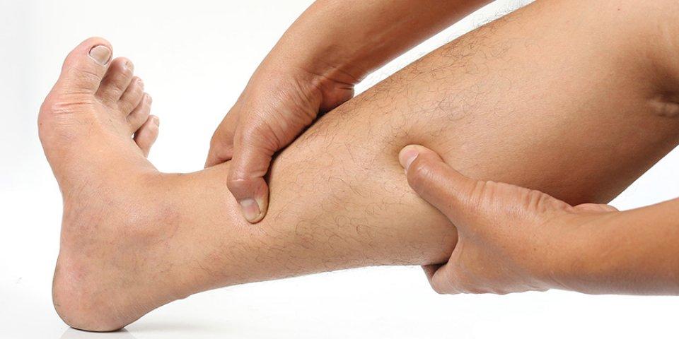a visszeres betegség tünetei a láb)