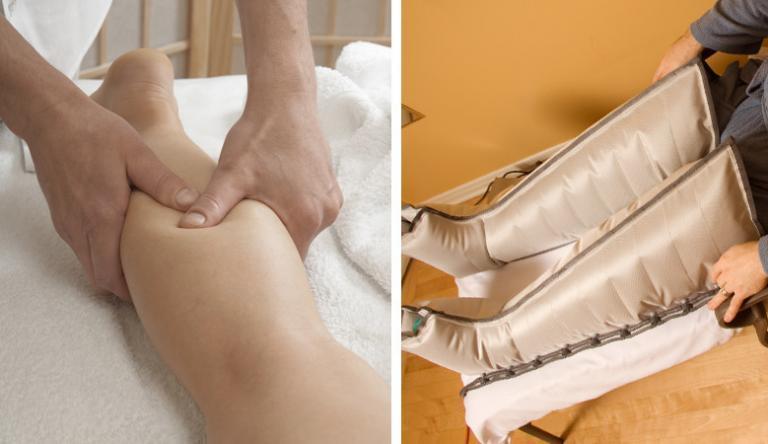 Gépi nyirokmasszázs terápia - Balance Mozgásterápiás és Sport Innovációs Központ