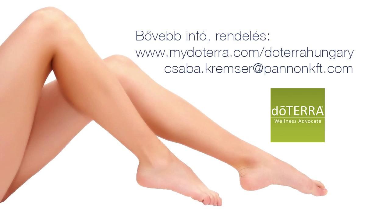 A lábak mezoterápiája visszér ellen - Bejegyzés navigáció