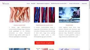 Mindent a visszér kialakulásáról és kezeléséről - Vivamax webáruház