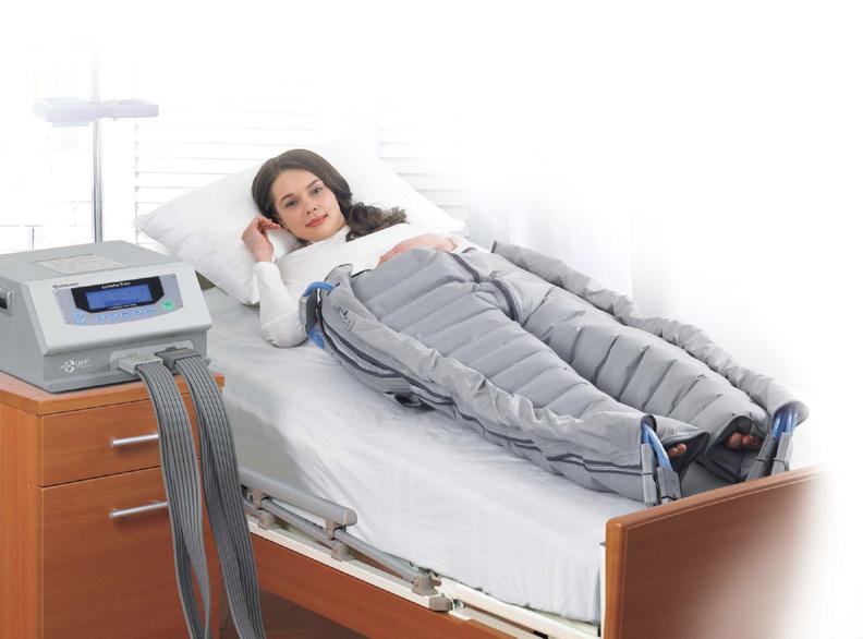 DermaGene Nyomásterápiás Hullámmasszázs Gép