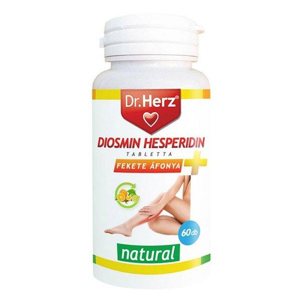 BioCo Diozmin + Heszperidin mg tabletta 60db